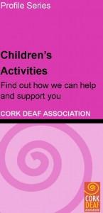 Children's Activities services